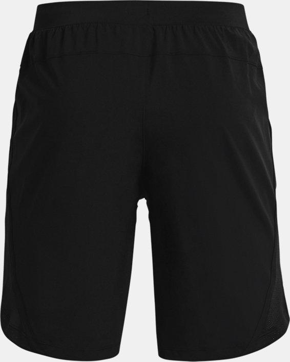 "Men's UA Launch Run 9"" Shorts, Black, pdpMainDesktop image number 6"