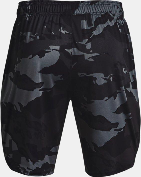 Men's UA Train Stretch Camo Shorts, Gray, pdpMainDesktop image number 5
