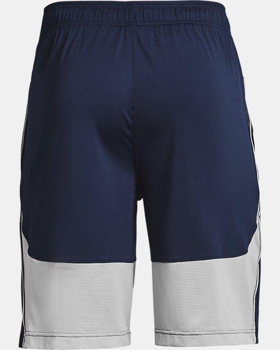 Men's UA Raid 2.0 Shorts, Navy, pdpMainDesktop image number 5