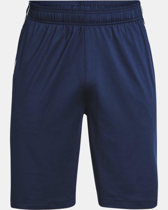 Men's UA Raid 2.0 Shorts, Navy, pdpMainDesktop image number 4