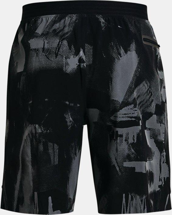 Men's UA Reign Woven Shorts, Black, pdpMainDesktop image number 6