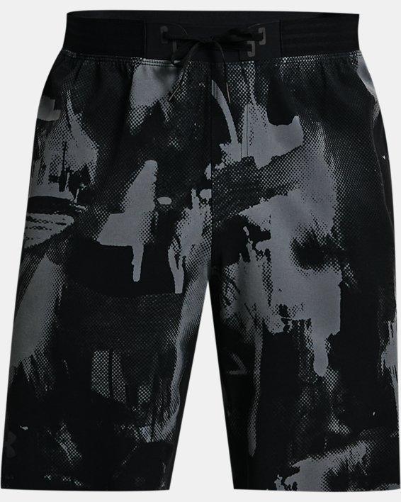 Men's UA Reign Woven Shorts, Black, pdpMainDesktop image number 5