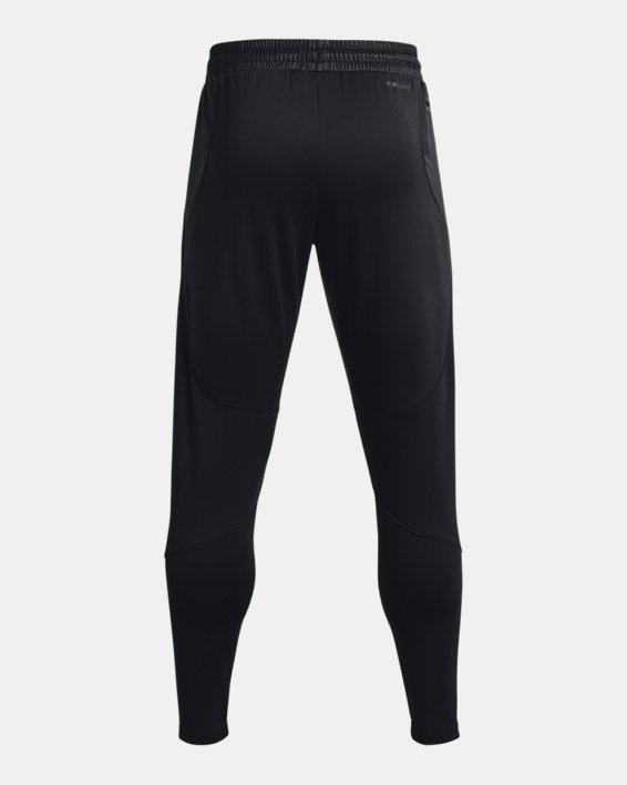 Men's Armour Fleece® Storm Pants, Black, pdpMainDesktop image number 7
