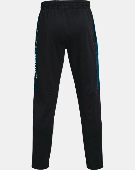 Men's UA Sportstyle Graphic Track Pants, Black, pdpMainDesktop image number 5