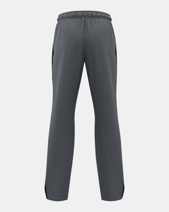 Boys' UA Brawler 2.0 Pants, Gray, pdpMainDesktop image number 1