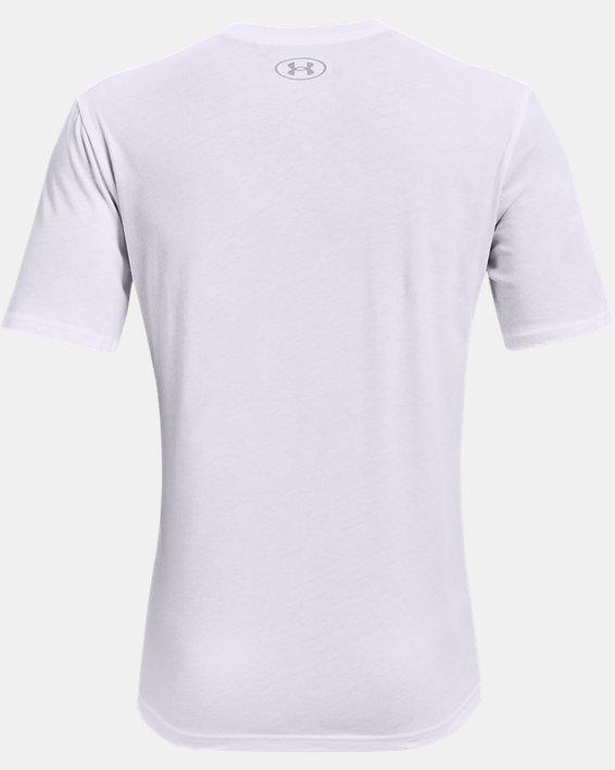 Camiseta de manga corta UA Pride Courage, White, pdpMainDesktop image number 5