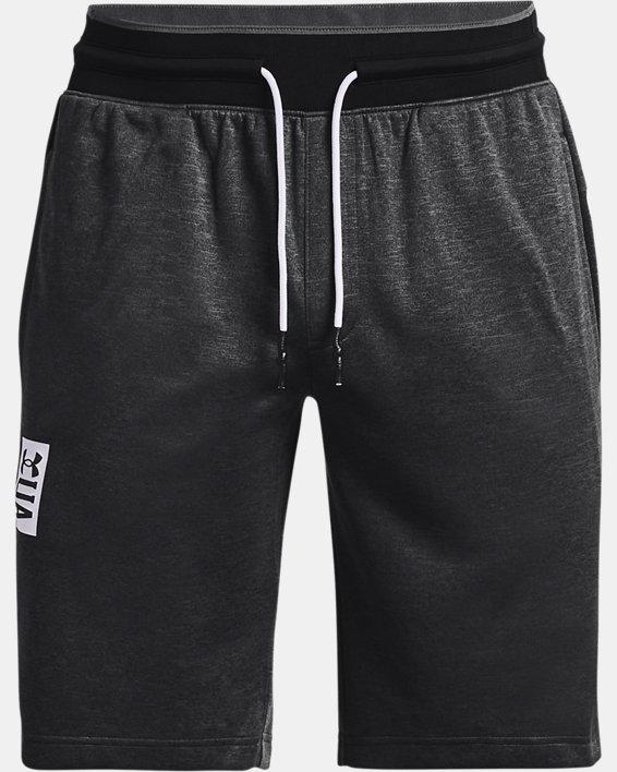 Men's UA RECOVER™ Shorts, Black, pdpMainDesktop image number 5