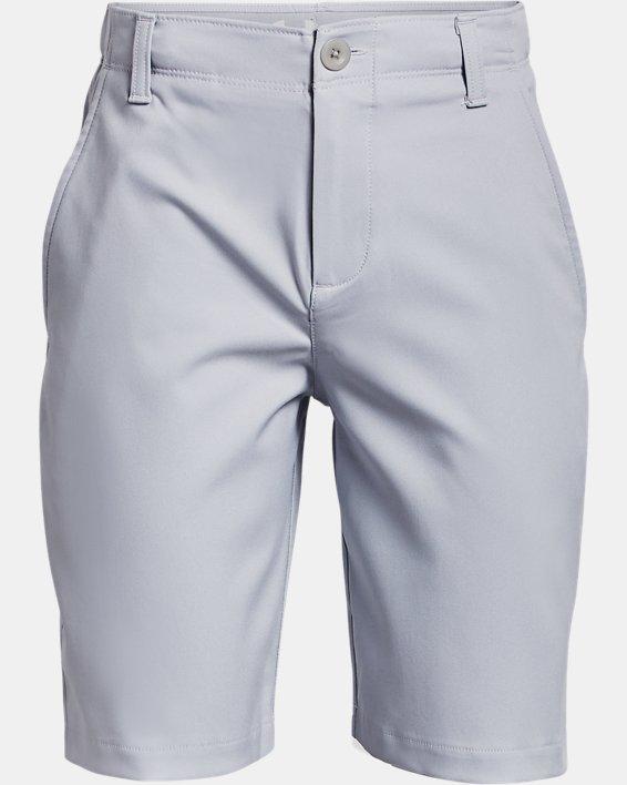 Boys' UA Golf Shorts, Gray, pdpMainDesktop image number 0