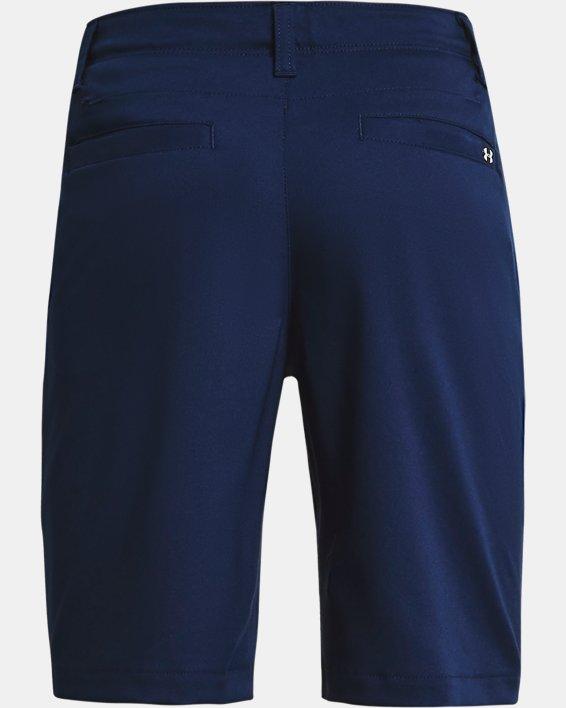 Jungen UA Showdown Shorts, Navy, pdpMainDesktop image number 1