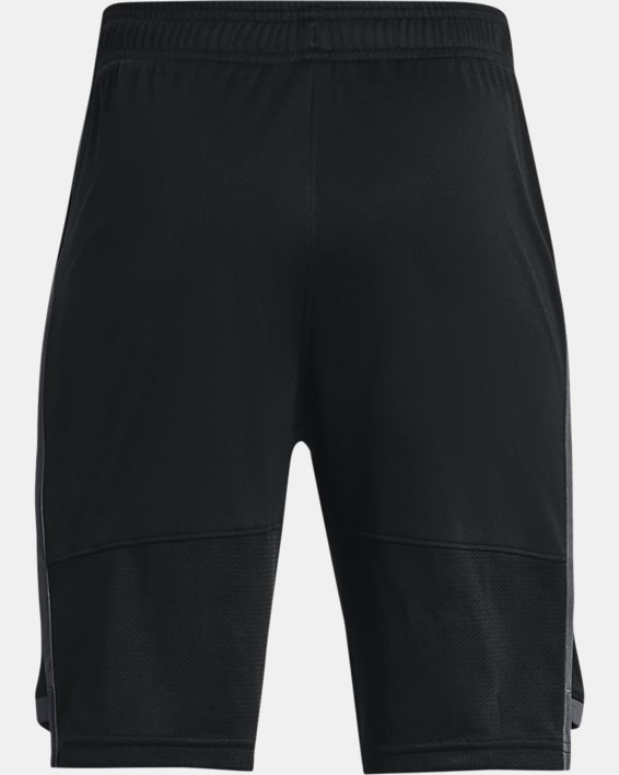 Boys' UA Stunt 3.0 Shorts, Black, pdpMainDesktop image number 1