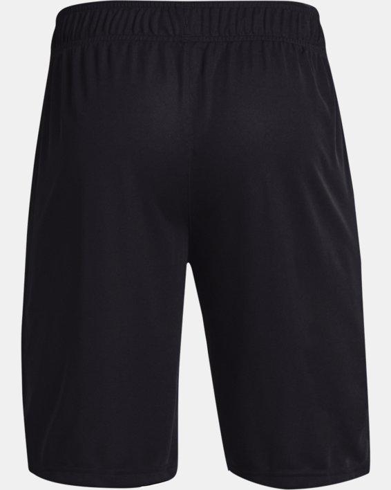 "Men's UA Baseline Speed 10"" Shorts, Black, pdpMainDesktop image number 5"