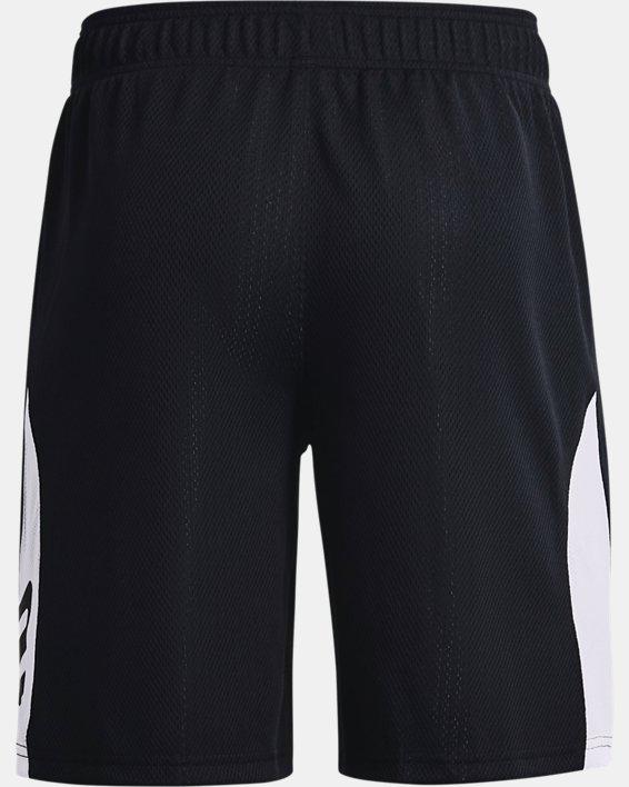 Pantalón corto UA Embiid Signature para hombre, Black, pdpMainDesktop image number 5