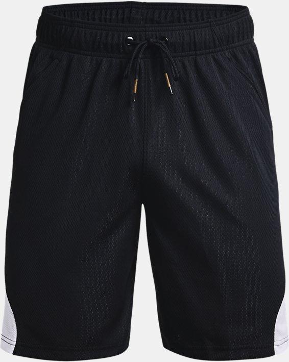 Pantalón corto UA Embiid Signature para hombre, Black, pdpMainDesktop image number 4