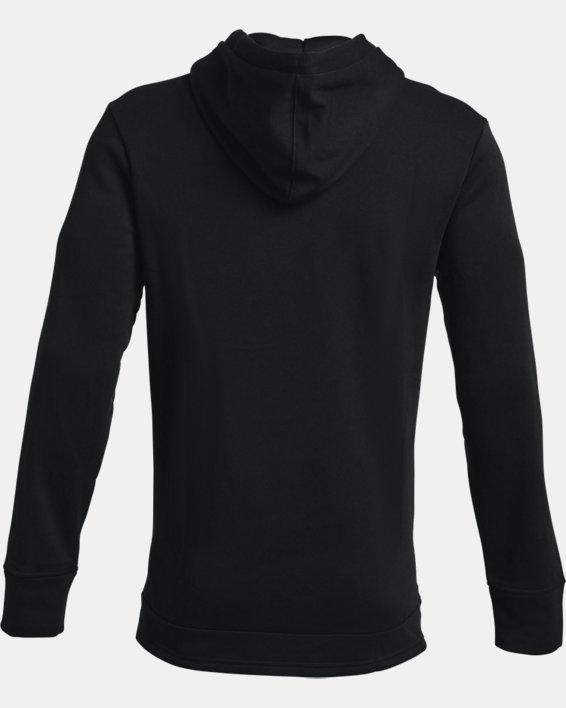 Men's UA Embiid Signature Hoodie, Black, pdpMainDesktop image number 4