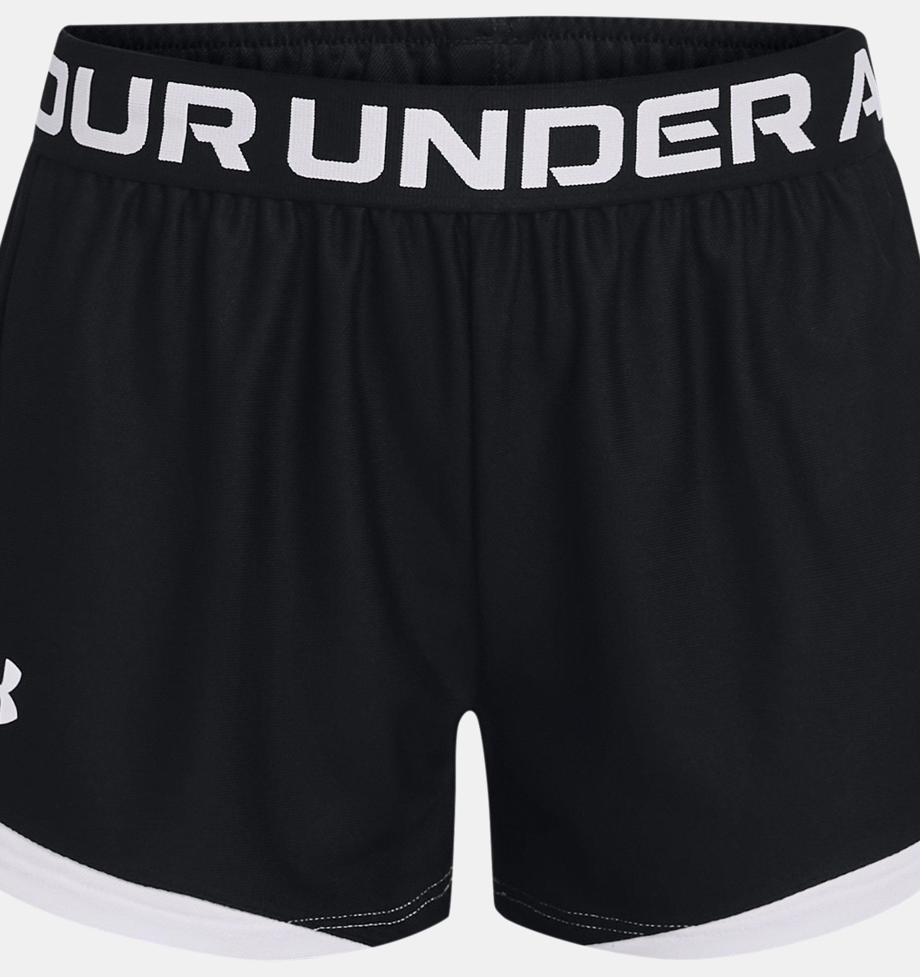 Underarmour Girls UA Play Up 2.0 Shorts