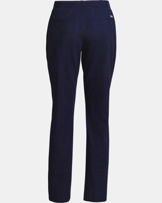 Women's UA Links Pants, Navy, pdpMainDesktop image number 4
