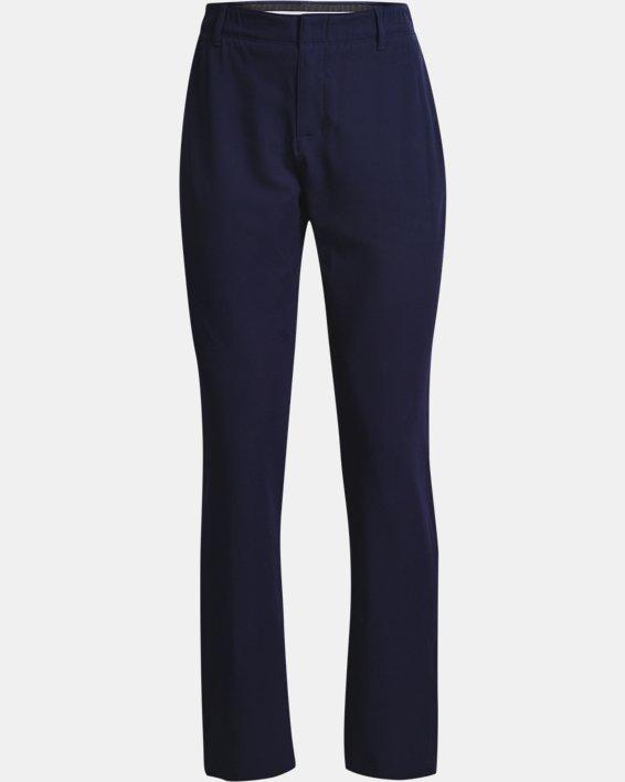 Women's UA Links Pants, Navy, pdpMainDesktop image number 3