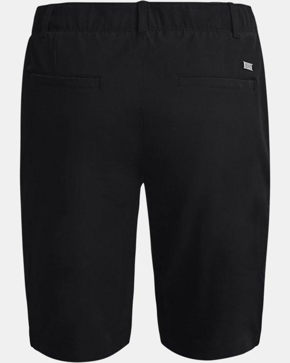 Women's UA Links Shorts, Black, pdpMainDesktop image number 6