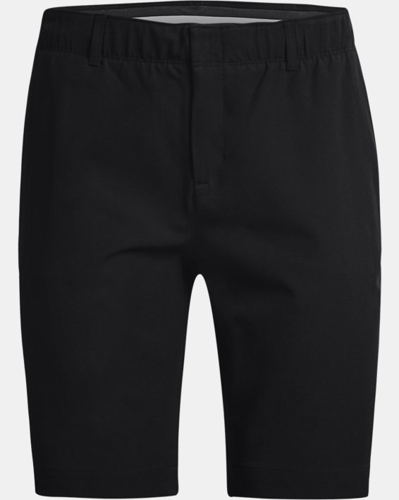 Women's UA Links Shorts, Black, pdpMainDesktop image number 5