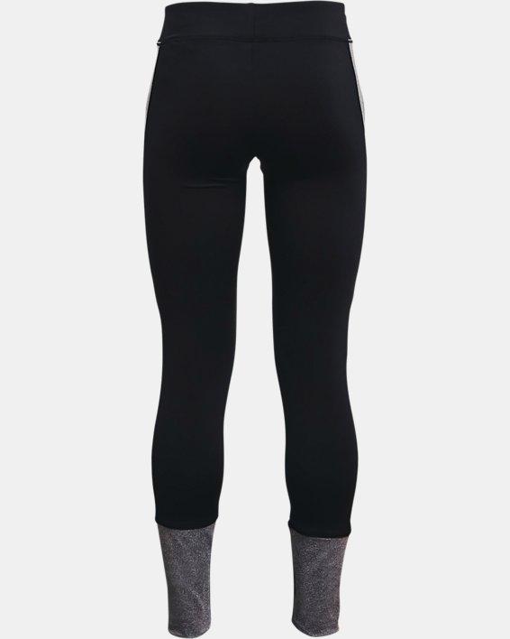 Girls' ColdGear® Leggings, Black, pdpMainDesktop image number 1