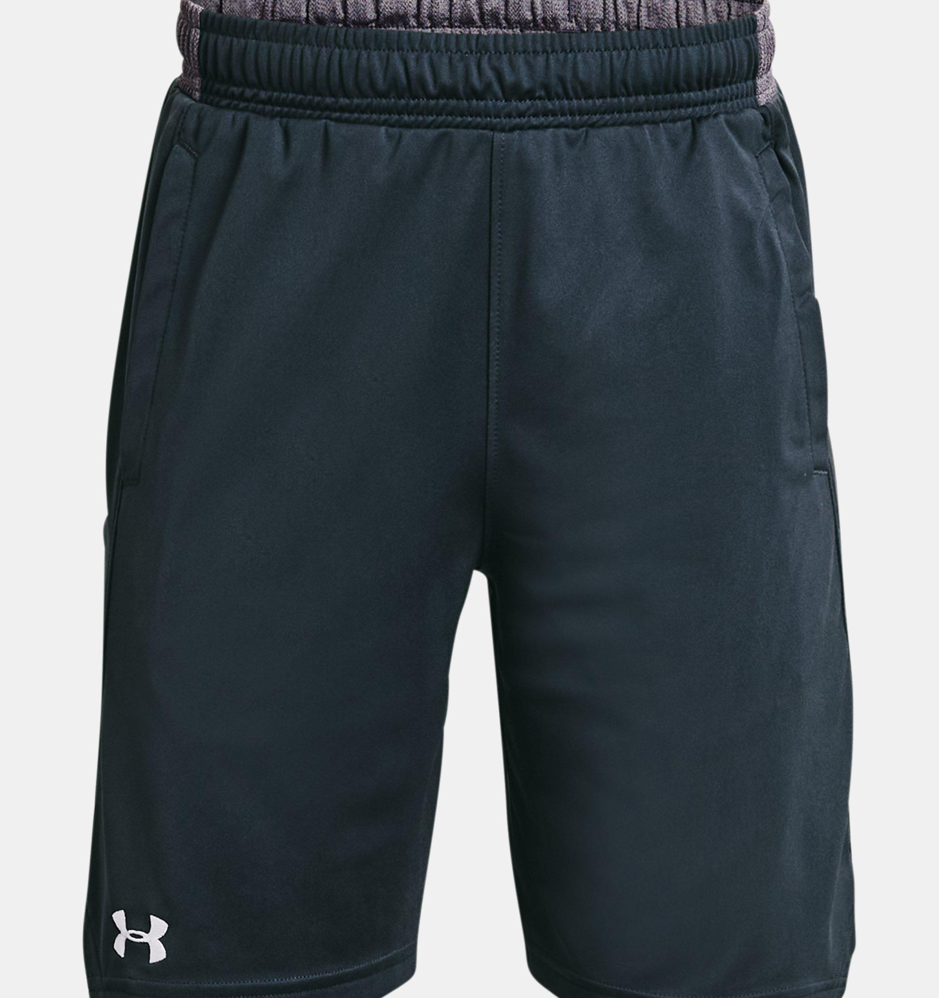 Underarmour Boys UA Locker Pocketed Shorts
