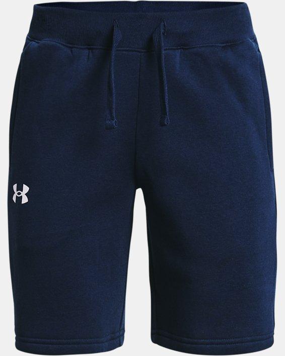 Boys' UA Rival Cotton Shorts