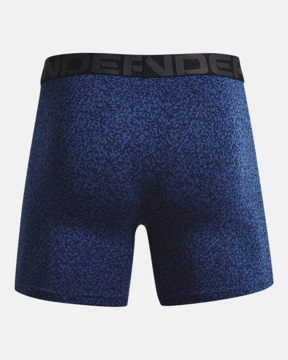 "Men's Charged Cotton® 6"" Boxerjock® – 3-Pack, Blue, pdpMainDesktop image number 4"