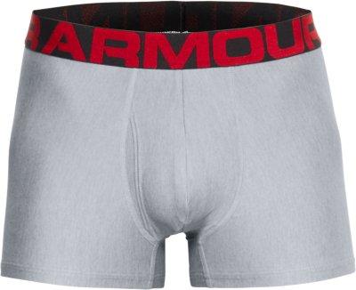 Under Armour Mens Tech 3-inch Boxerjock 1-Pack