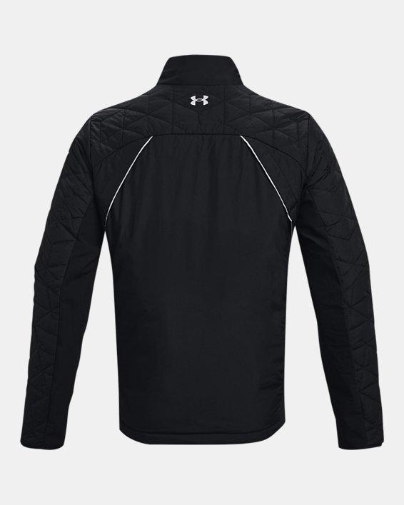 Men's ColdGear® Reactor Golf Hybrid Jacket, Black, pdpMainDesktop image number 8