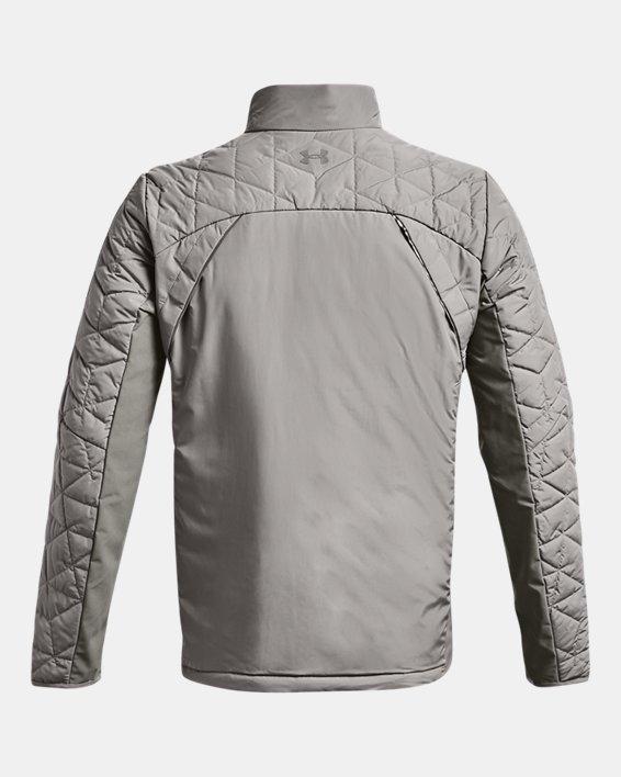 Men's ColdGear® Reactor Golf Hybrid Jacket, Gray, pdpMainDesktop image number 7