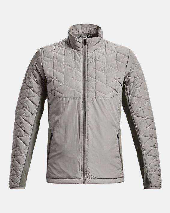 Men's ColdGear® Reactor Golf Hybrid Jacket, Gray, pdpMainDesktop image number 6