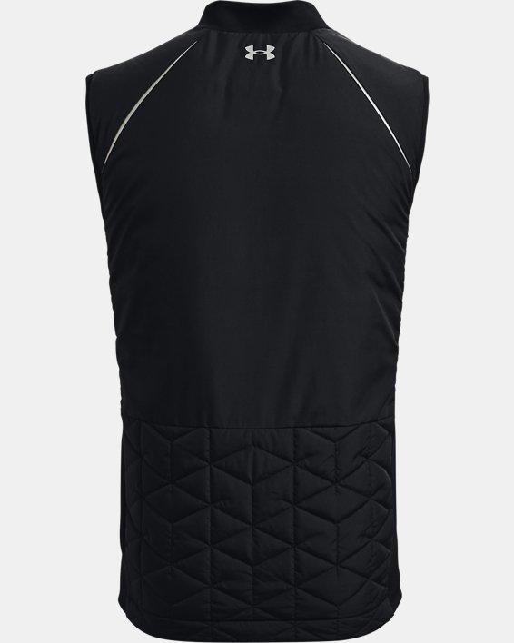 Men's ColdGear® Reactor Golf Vest, Black, pdpMainDesktop image number 7