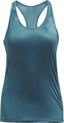 Women/'s Heat gear  Under Armour racer tank Size XS adults FreePostage