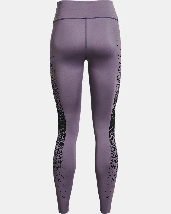 Women's UA RUSH™ No-Slip Waistband Full-Length Leggings, Gray, pdpMainDesktop image number 7