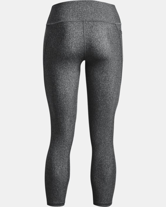 Dameslegging HeatGear® Armour No-Slip Waistband Ankle, Gray, pdpMainDesktop image number 6