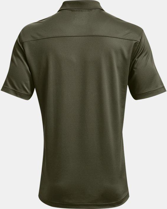 Men's UA Tactical Performance Polo 2.0, Green, pdpMainDesktop image number 5