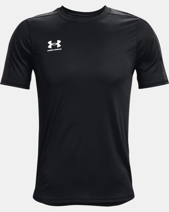 Men's UA Challenger Training Top, Black, pdpMainDesktop image number 3
