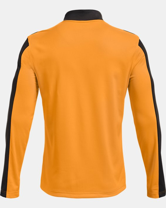Men's UA Challenger Midlayer, Orange, pdpMainDesktop image number 5