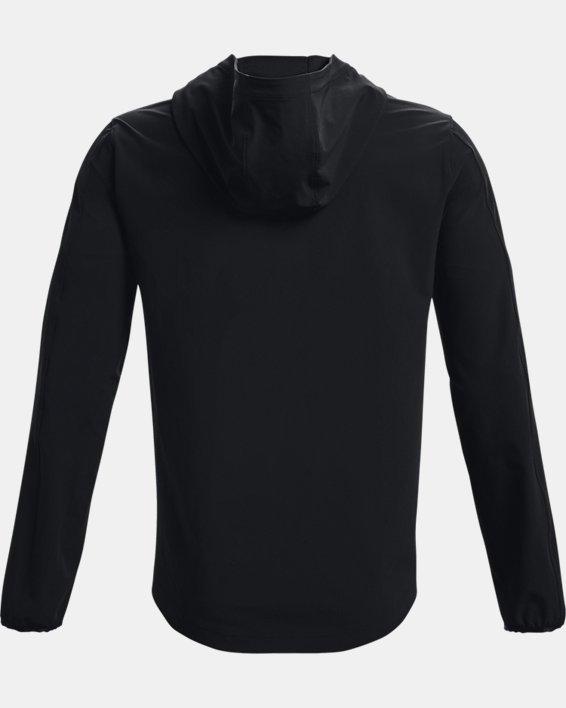Men's UA Challenger Storm Shell Jacket, Black, pdpMainDesktop image number 4