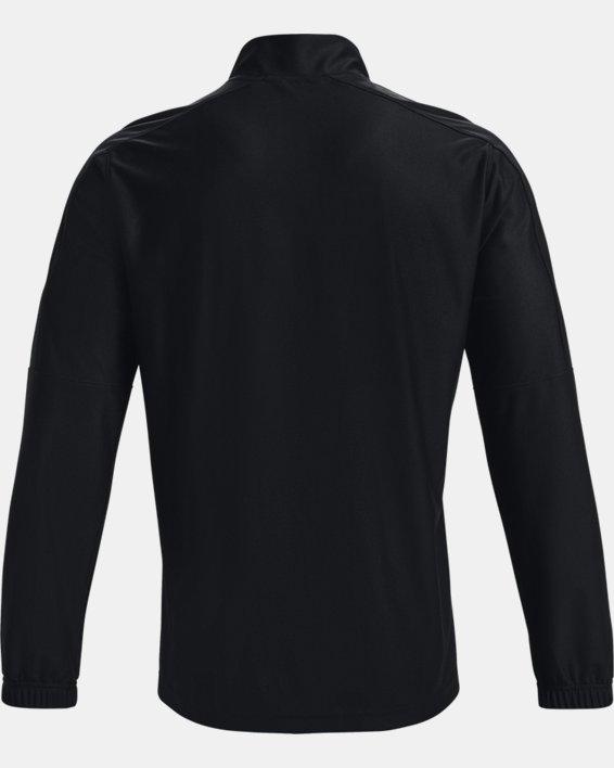 Men's UA Challenger Track Jacket, Black, pdpMainDesktop image number 5