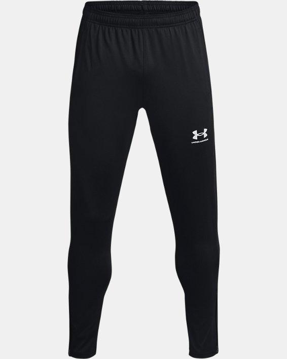 Men's UA Challenger Training Pants, Black, pdpMainDesktop image number 3
