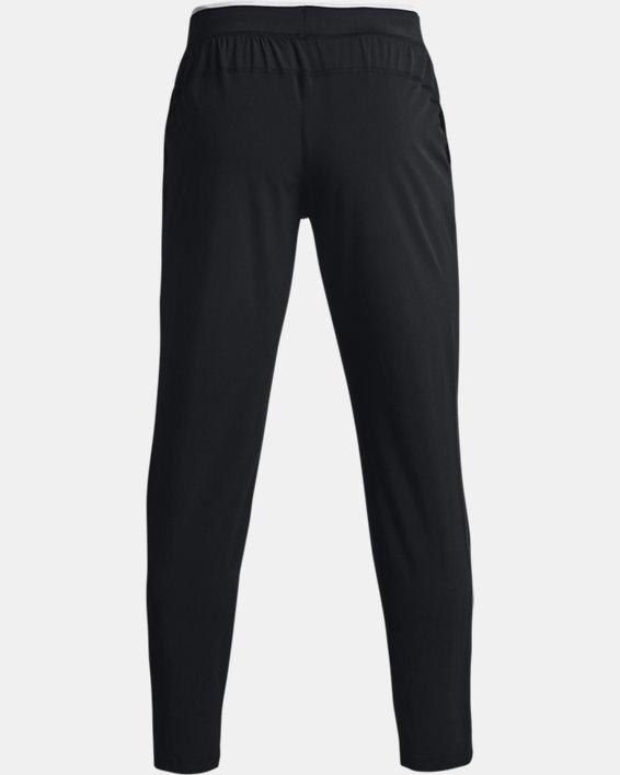 Men's UA Storm Run Pants, Black, pdpMainDesktop image number 4