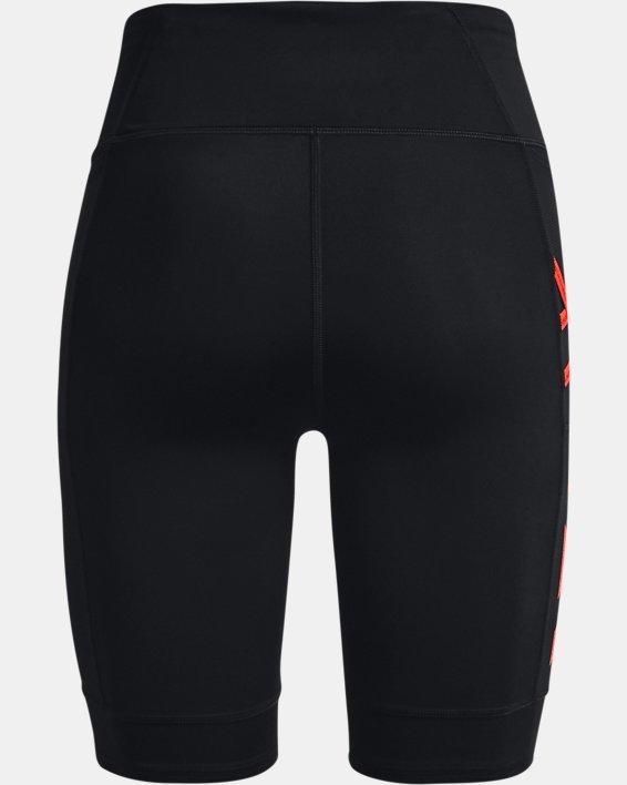 Women's UA Run Anywhere ½ Tights, Black, pdpMainDesktop image number 5