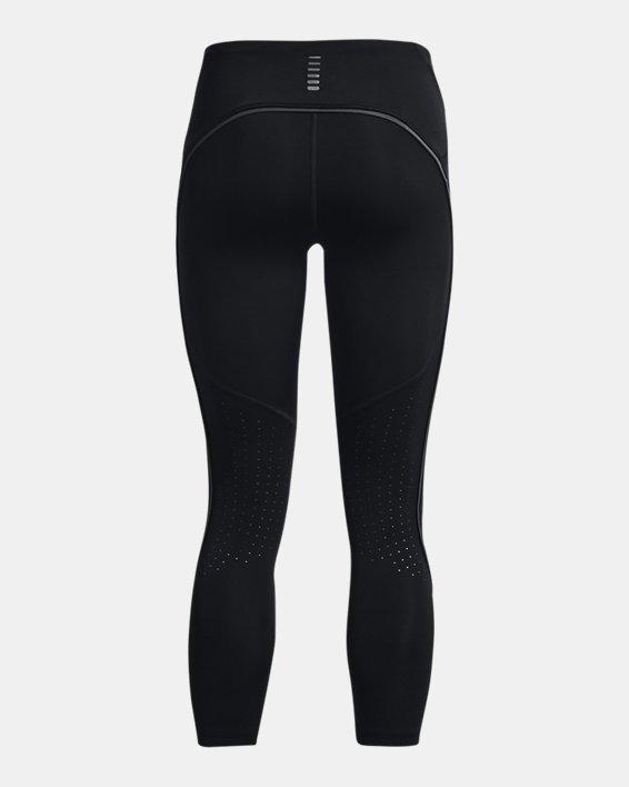 Women's UA Fly Fast Ankle Tights, Black, pdpMainDesktop image number 4
