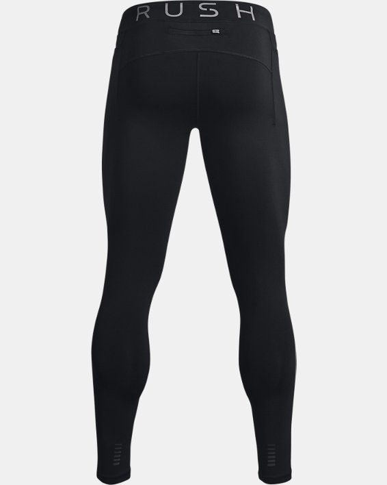 Men's UA RUSH™ HeatGear® Stamina Tights, Black, pdpMainDesktop image number 5