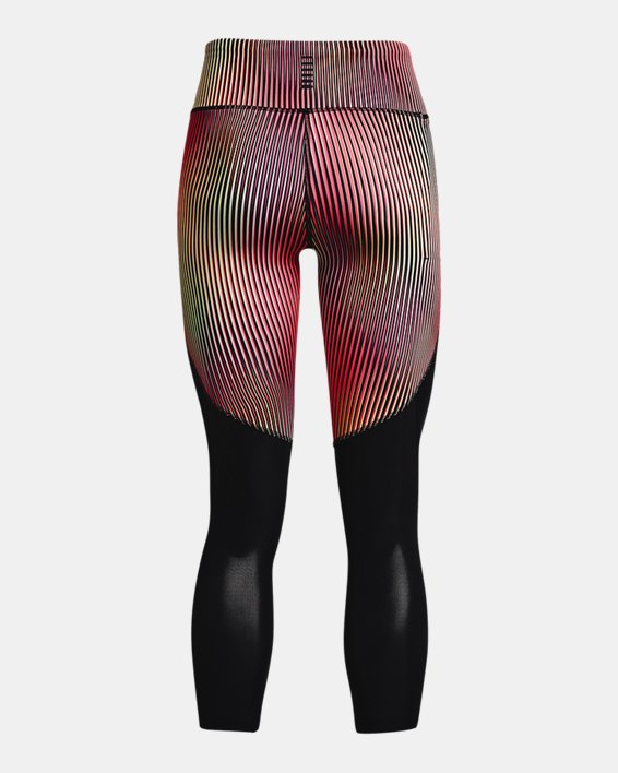 Women's UA Fly Fast Chroma Ankle Tights, Pink, pdpMainDesktop image number 5
