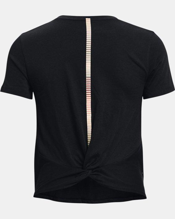 Camiseta de manga corta UA Speed Stride Chroma para mujer, Black, pdpMainDesktop image number 3