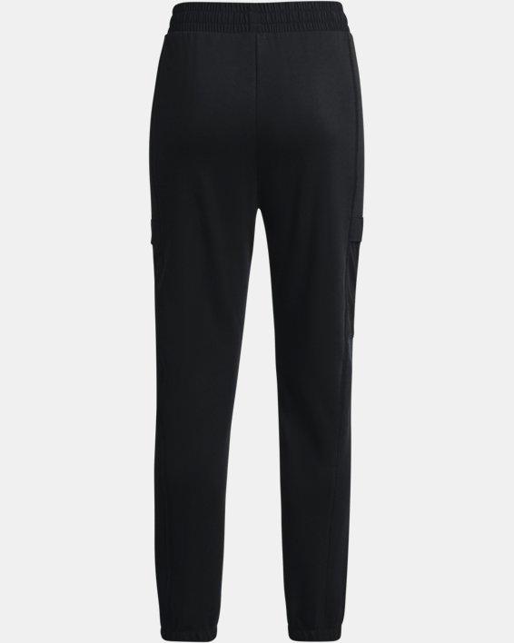 Women's Project Rock Fleece Pants, Black, pdpMainDesktop image number 6
