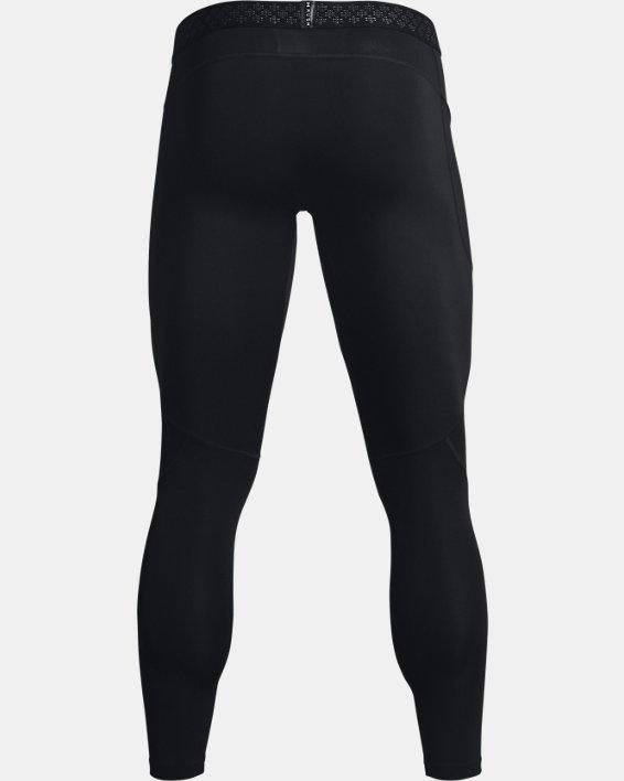 Men's UA RUSH™ ColdGear® Leggings, Black, pdpMainDesktop image number 5