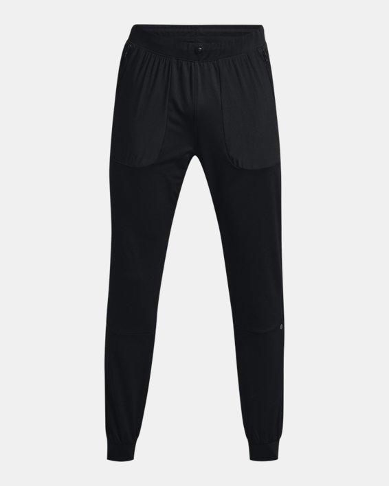 Men's UA RUSH™ All Purpose Joggers, Black, pdpMainDesktop image number 0